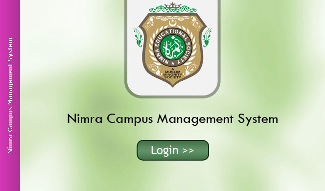Nimra Campus Management System